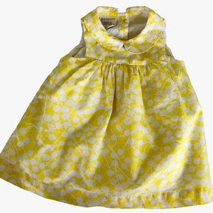 First Impressions, 3-6 months Yellow Sundress